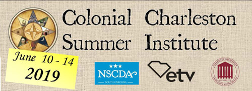 Colonial Charleston Summer Institute